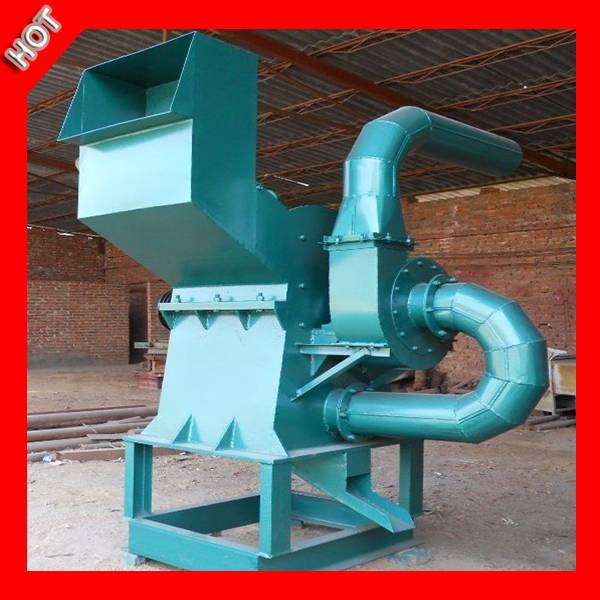 Small Industrial Scrap Metal Crusher