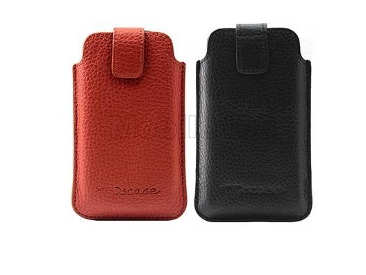 Leather Case Cover for Apple iphone 4 4S