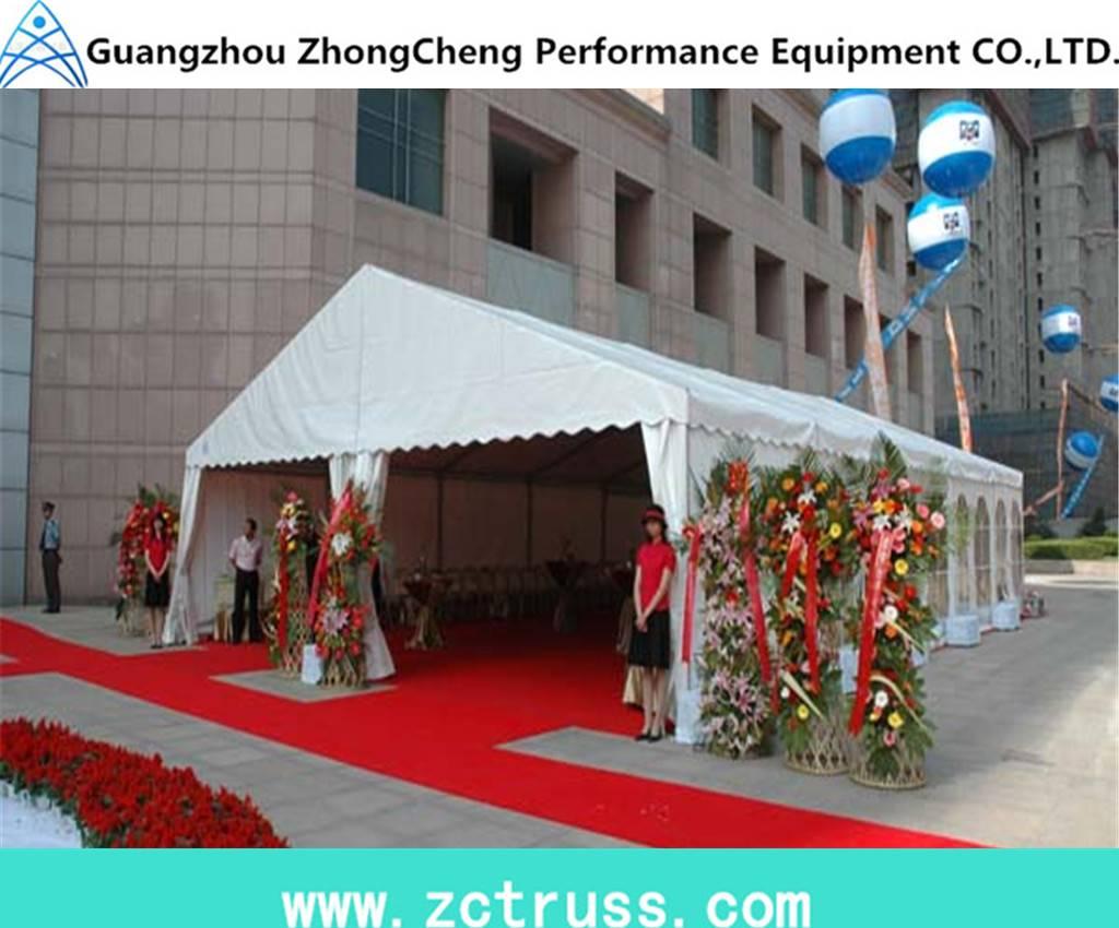 Outdoor Wedding Party Herringbone Roof Aluminum Tent