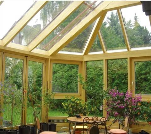 building material sunroom