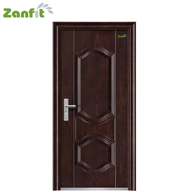 China cheap panel doors export to Africa country