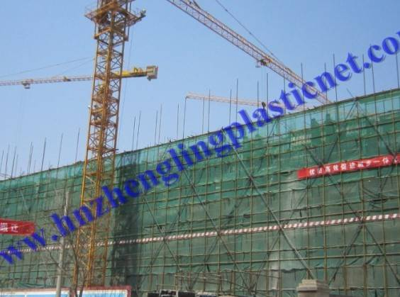 building construction protective plastic netting scaffolding mesh manufacturer