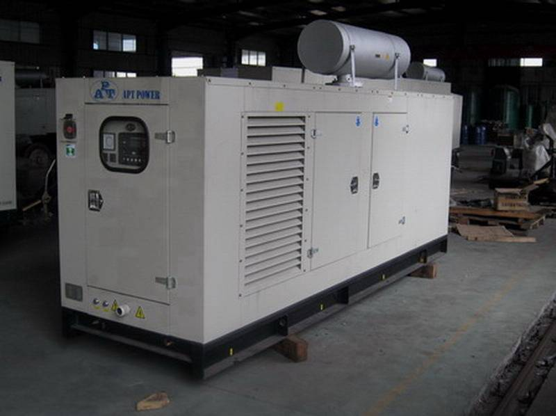 Diesel generator with soundproof made in china 10kVA to 2500kVA