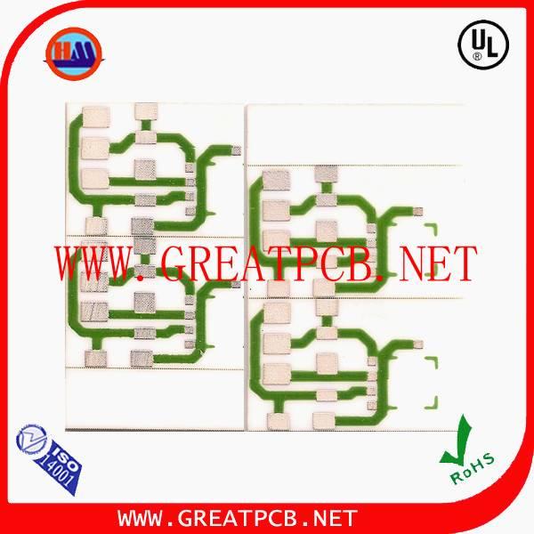 high quality Alumina ceramic pcb board