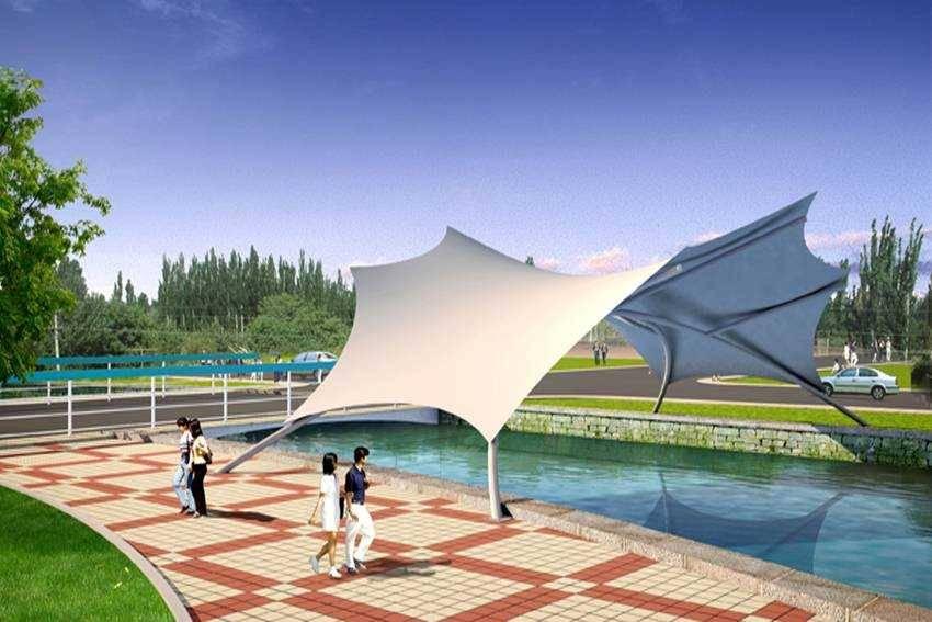 Architecture Membrane Landscape