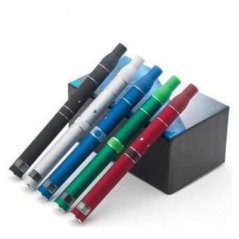 Wholesale - Top quality ago G5 dry herb vaporizer pen vapor cigarettes kits dry herb atomizer LCD Di