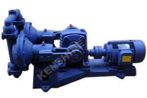DBY Series electric motor driving diaphragm pump