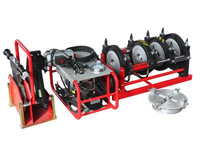 SD-H250 Hydraulic butt fusion welding machine