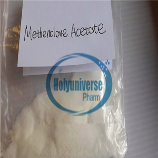 99% Purity Methenolone Acetate,CAS15262-86-9, high quality powder on sale