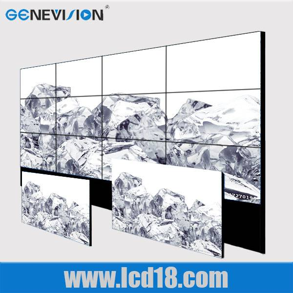 hot sale 46 led display big screen video wall lcd display screen led video wall