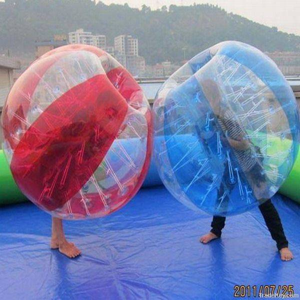 inflatable body bumper ball body loopy ball