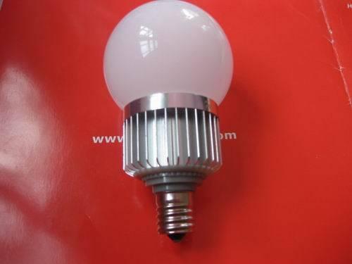 E14 E17 3W LED bulb light