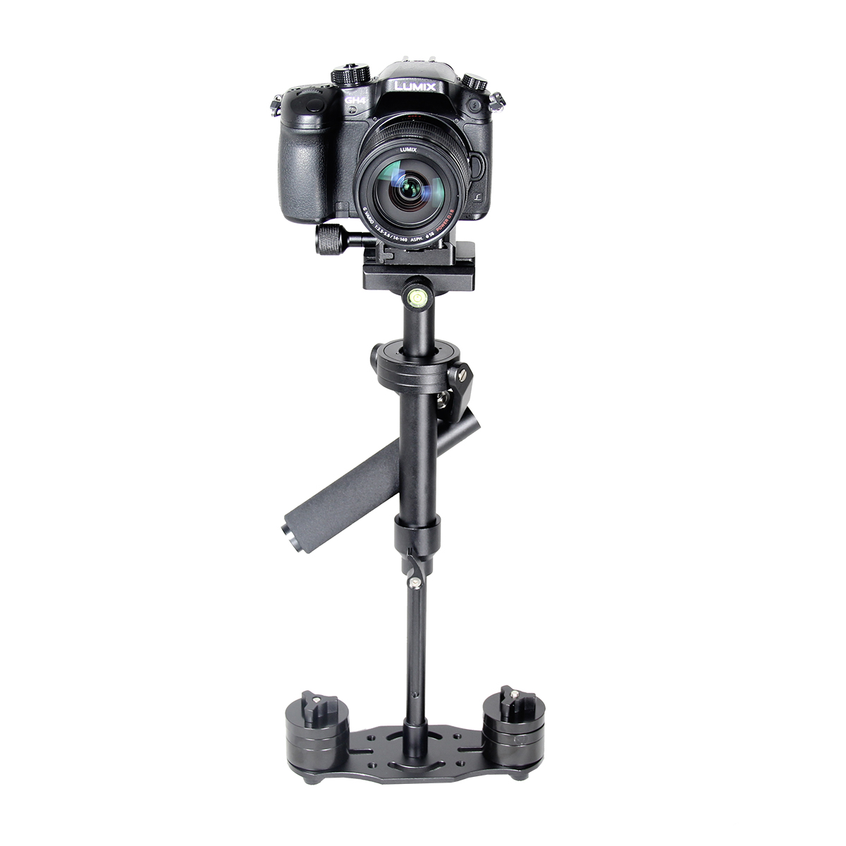 YELANGU Pro Version Easy Installment Handheld Stabilizer For DSLR Video Camera
