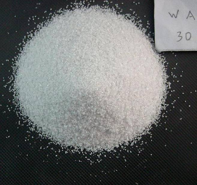 White Fused Alumina for sand blasting