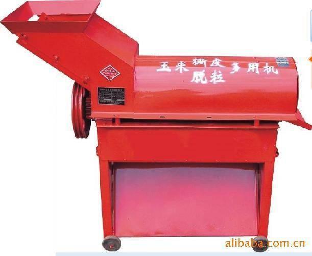 threshing machine for maize/corn