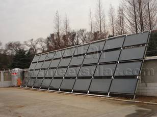 Sell Flat Plate Solar Collector