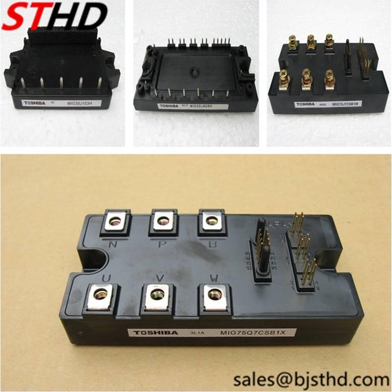 Integrated MIG100Q201H IGBT Module