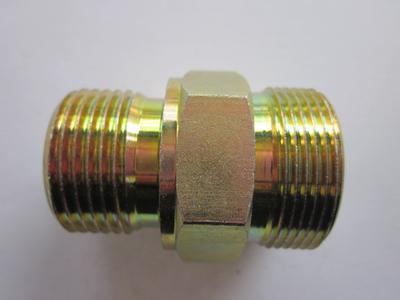 High Pressure forged pipe fitting male/female thread npt tube nipple