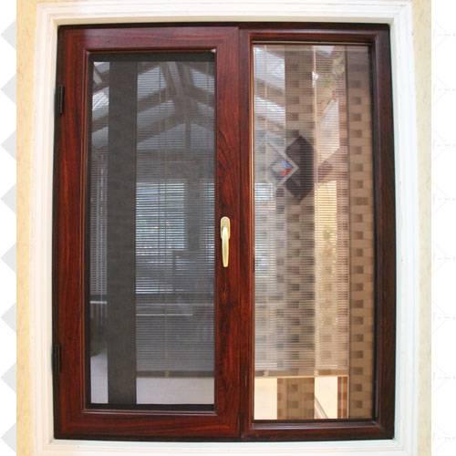 High quality aluminium casement window with FM85