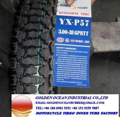 King Stone Motorcycle Tire 300-18 300-17 for Bajaji Motorcycle and uganda,kenya market