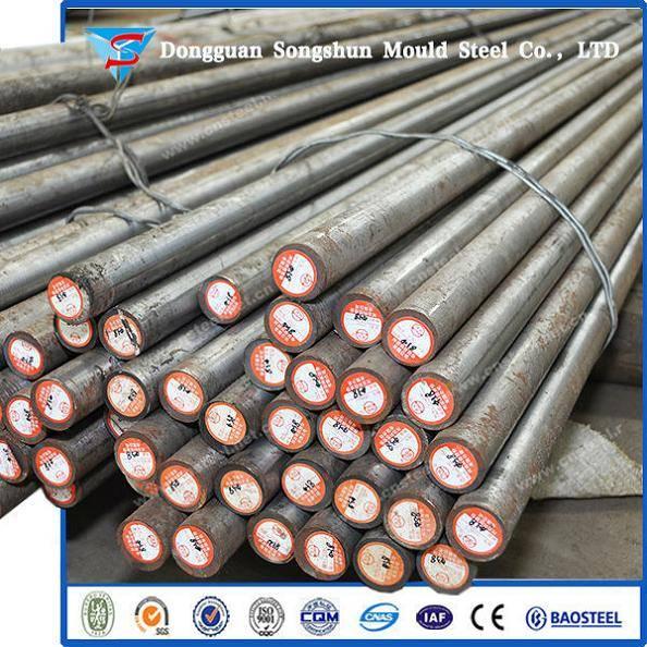 Round Bar 1.2738 steel supplier