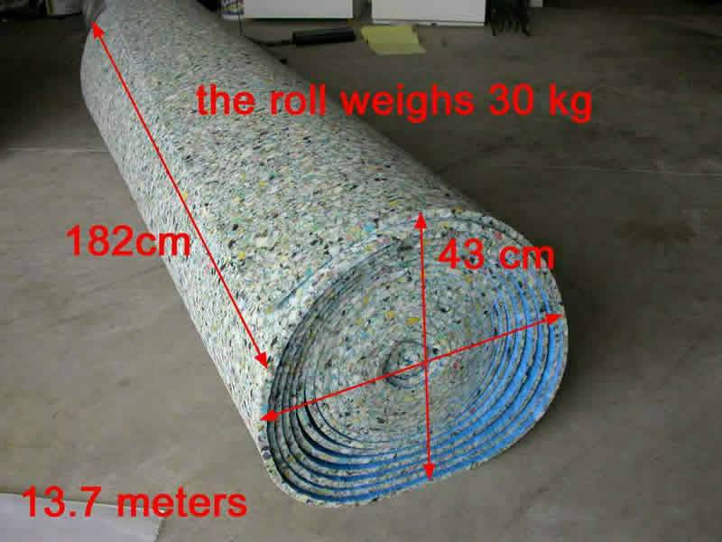 Carpets Pad (VI-00333)