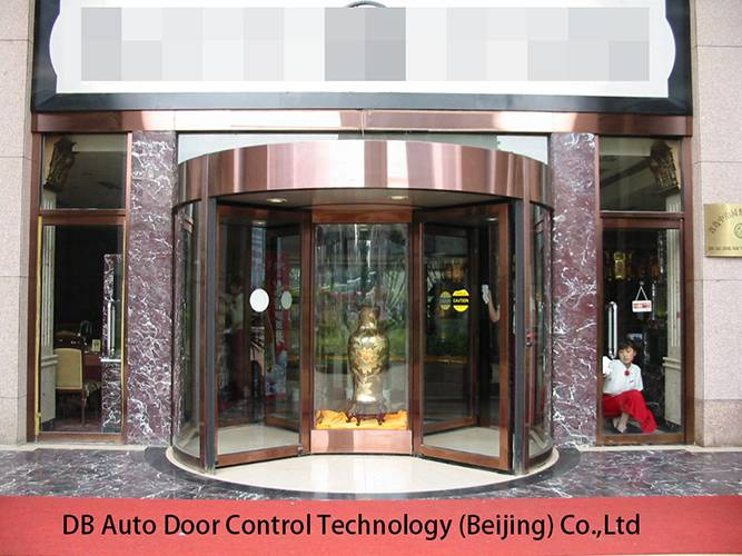 revolving door manufacture