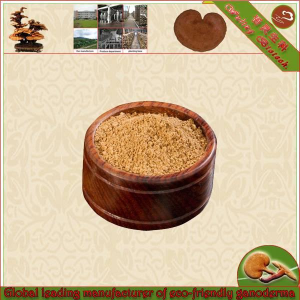 100% Oganic Reishi Ganoderma body Ultrafine Powder
