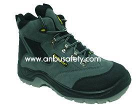 Train style safety boots