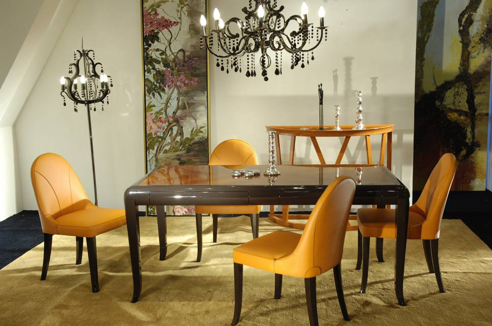 Dining Table & Chair (CT001)