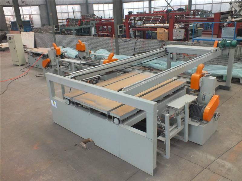 4x8' plywood automatic saw