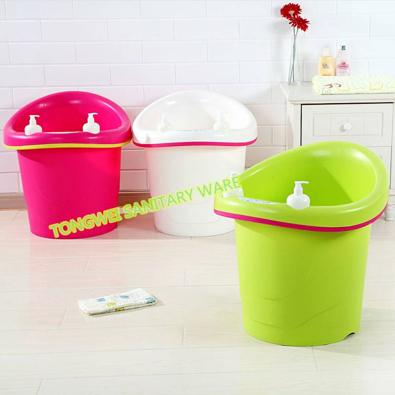 hydro ozone therapy hot tubs plastic Baby Bath Bucket babies kids bath barrel