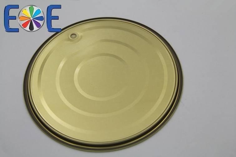 Honduras 603#153.4mm tinplate canned food easy