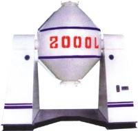 Glass-lined double cone Vacuum dryer
