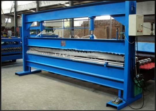 4m/6m Hydraulic Bending,Shearing Machine