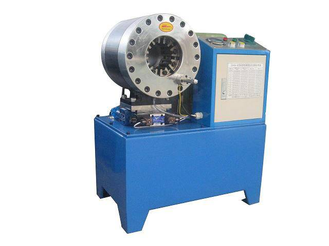 hose crimping machine(DX68)