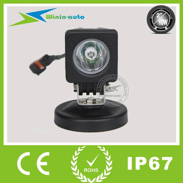 2 10W LED Cree WorkLight trucks cars 750 Lumen WI2102