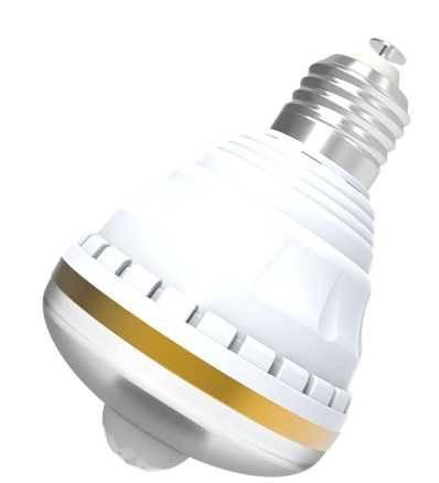 8 LEDs Motion Sensor Bulb