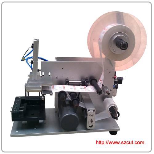 Semi-automatic Flat Bottle Labeling Machine X-60