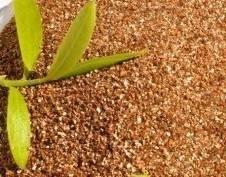 Horticultural grade vermiculite