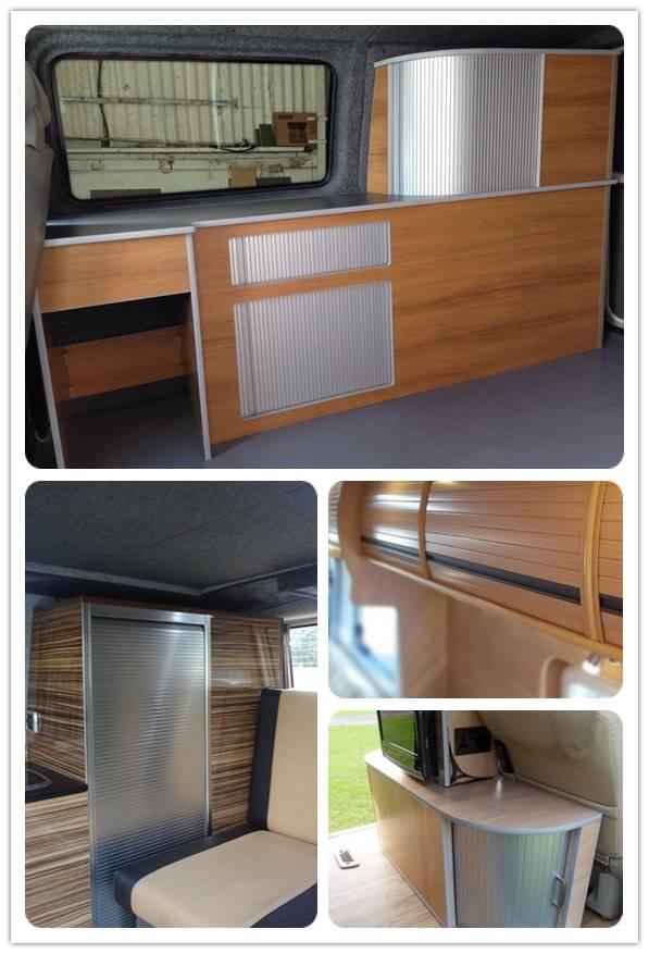 roller shutter for Caravan