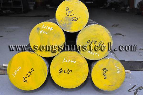1.2344 alloy steel round bar wholesale