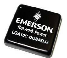 Emerson DC/DC converter LGA10C series LGA10C-00SADJJ