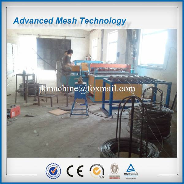 Building Mesh and Construction Wire Mesh Welding Machines for 2-3.5mm Wire Welded Mesh Panel
