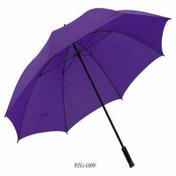 sell Fiberglass golf umbrella