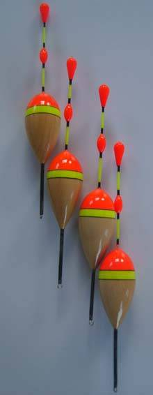 Tung Wood fish float