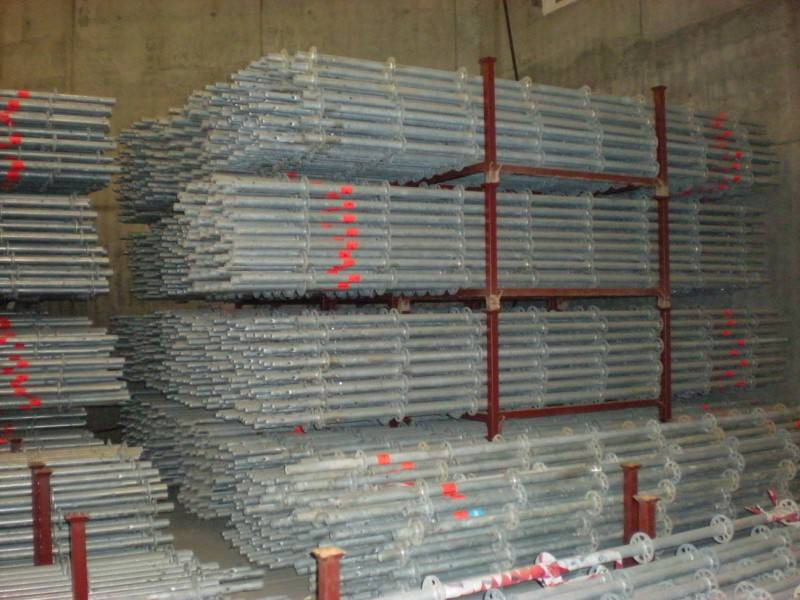 Sell used Scaffolding from Layher Allround