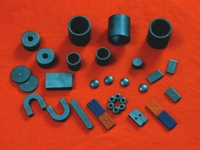 Ferrite magnets in various specification