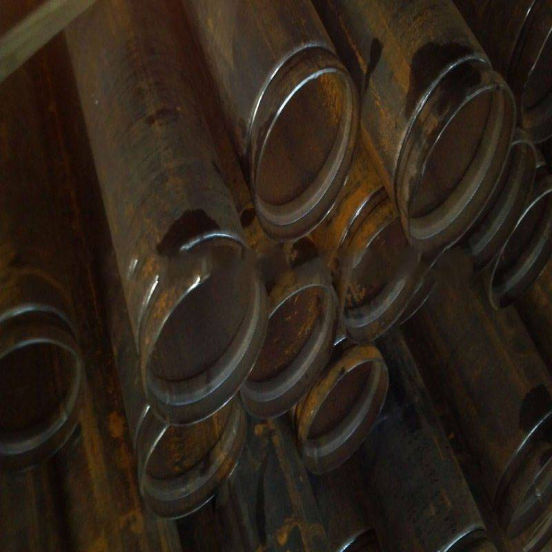 ERW STEEL PIPE WITH GROOVED ENDS