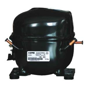 R600a LBP compressors for commercial refrigerator, feezer, display counter